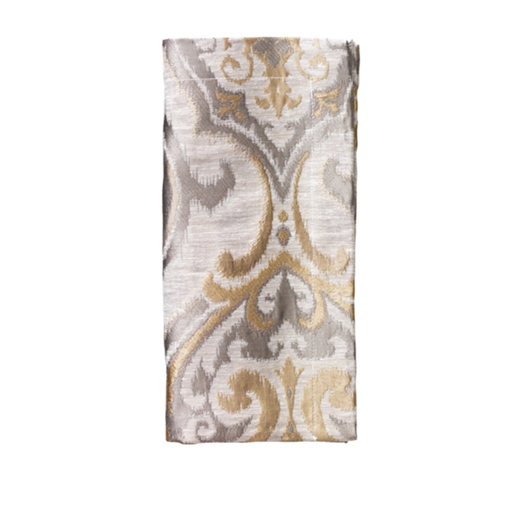 Gala Napkin in Gold/Silver