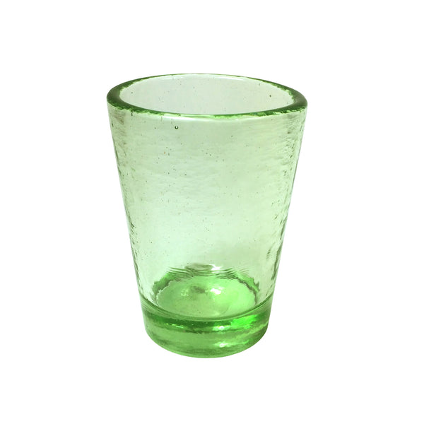 Recycled Glass Celery Small Tumbler