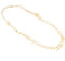 Expresso Double Chain Necklace With Pearls