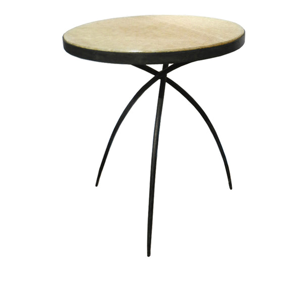 Tripod Large Accent Table