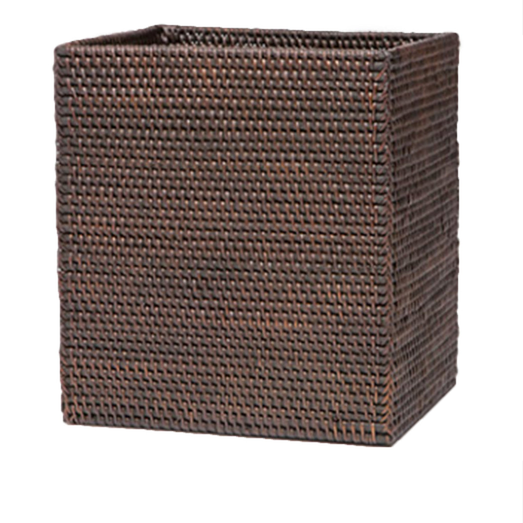 Daton Waste Basket Rectangular Coffee