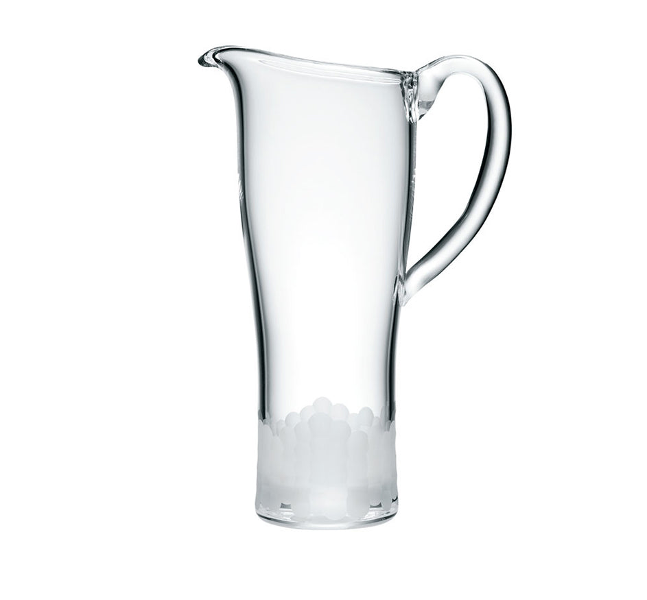 Paillette Frosted Pitcher