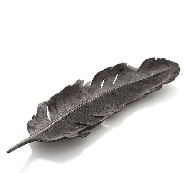 Feather Tray in Black