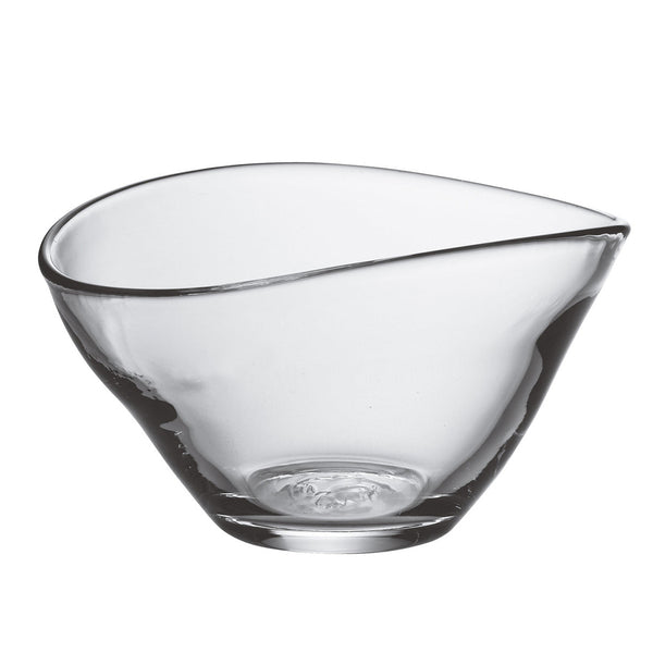 Barre Large Glass Bowl