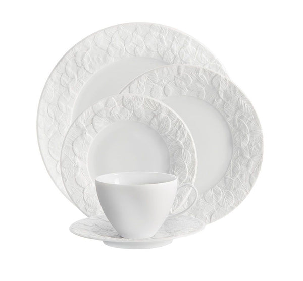 Forest Leaf Dinnerware Collection