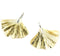 Gingko Leaf Earrings