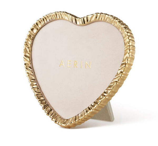 Ambroise Heart Frame In Brass