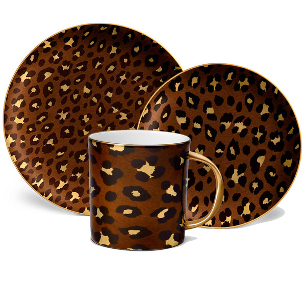 Leopard Dinnerware Collection