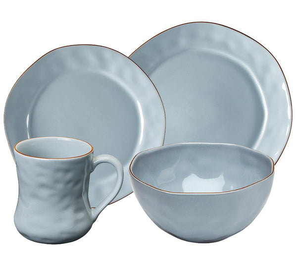Cantaria Dinnerware Collection in Morning Sky