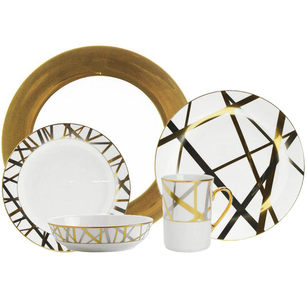 Mulholland Dinnerware Collection
