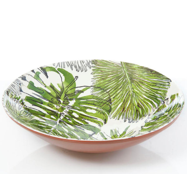 Palmetto Large Serving Bowl