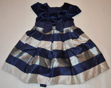 Load image into Gallery viewer, NWT Jona Michelle Blue and Siler Dress
