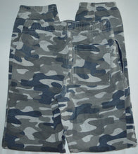 Load image into Gallery viewer, Gymboree Grey Camo Sweat Pants