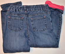Load image into Gallery viewer, Osh Kosh Jeans with Pink Lining