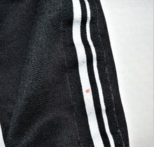 Load image into Gallery viewer, Zara Boys Black with White Racing Stripes Fearless Zip-up Jacket