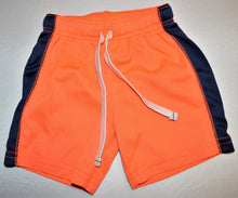 Load image into Gallery viewer, Carter's Orange Sport Shorts