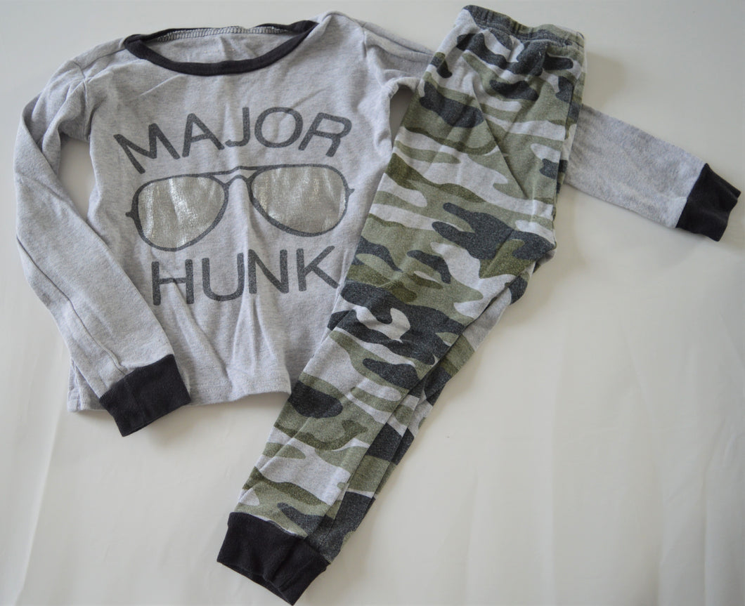 The Children's Place Major Hunk Two-piece Pajamas