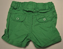 Load image into Gallery viewer, The Children's Place Green Shorts