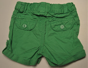 The Children's Place Green Shorts