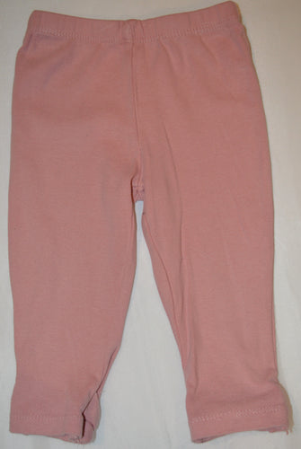 Carter's Pink Leggings with Bows