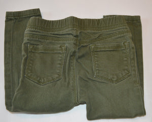 Old Navy Green Jeggings