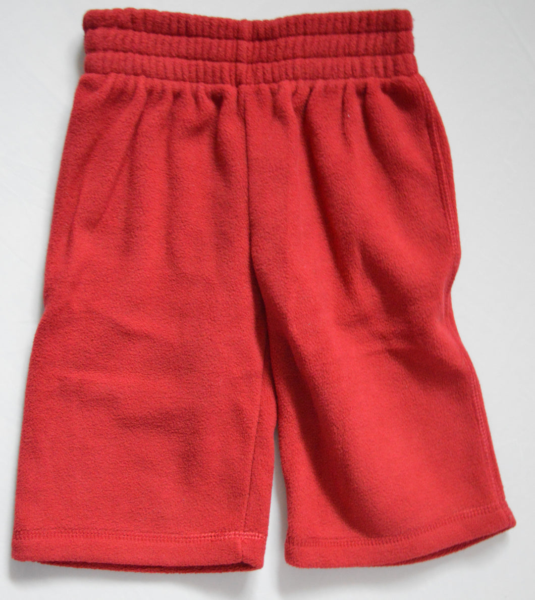 The Children's Place Red Fleece Pants