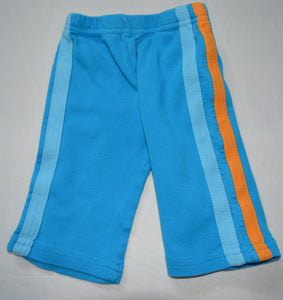 Baby Gear Blue with Racing Stripes Pant