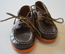 Load image into Gallery viewer, Brown and Orange Loafers
