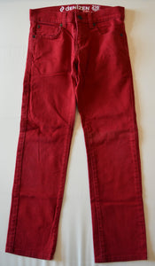 Denizen Levis Red Skinny Fit Regular Jeans