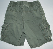 Load image into Gallery viewer, The Children's Place Green Khaki Cargo Shorts