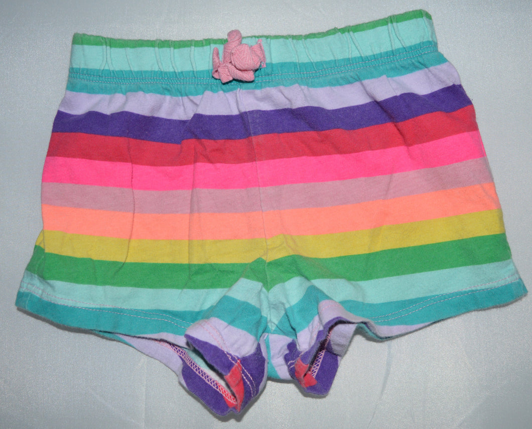 The Children's Place Rainbow Striped Shorts