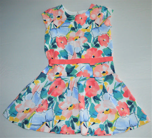 Gymboree Colourful Floral Dress