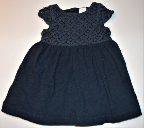 Carter's Navy Dress