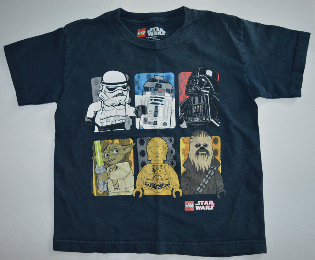 Lego Star Wars Black T-shirt