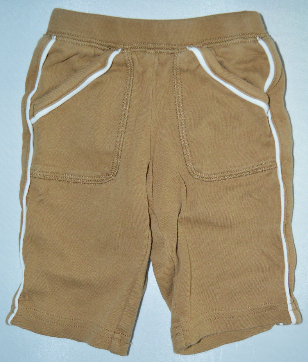 Carter's Brown with White Trim Pants