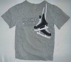 The Children's Place Grey Hockey Squad T-shirt