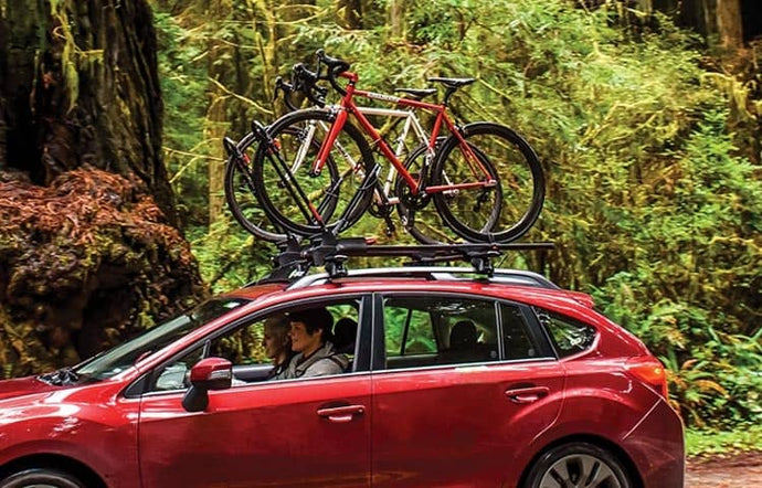 Finding a good car bike rack on a budget