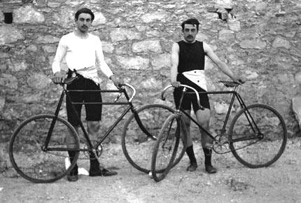 An overview of the bicycle history
