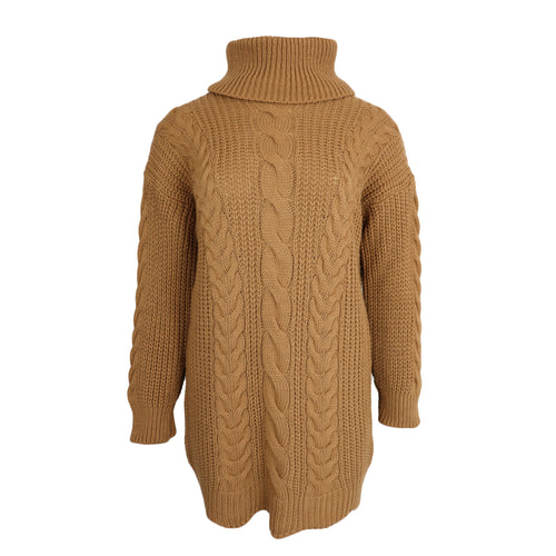 Cable Col Sweater