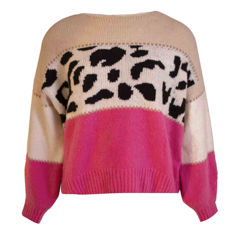 Hearts sweater