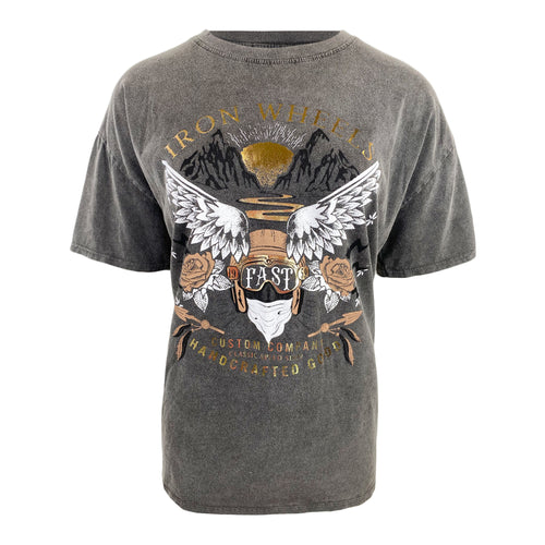 Iron Wheels T-Shirt