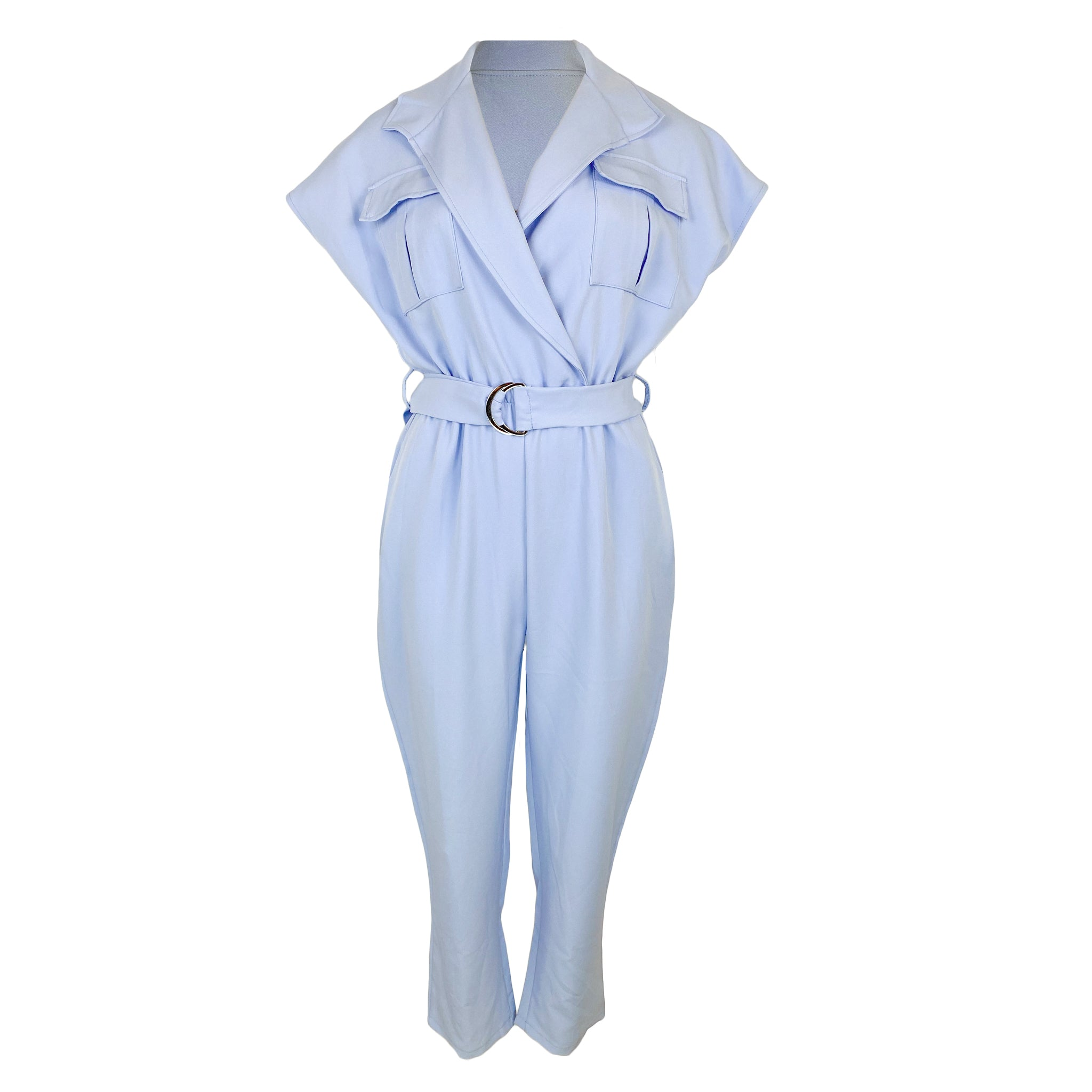 Jumpsuit Short Sleeve