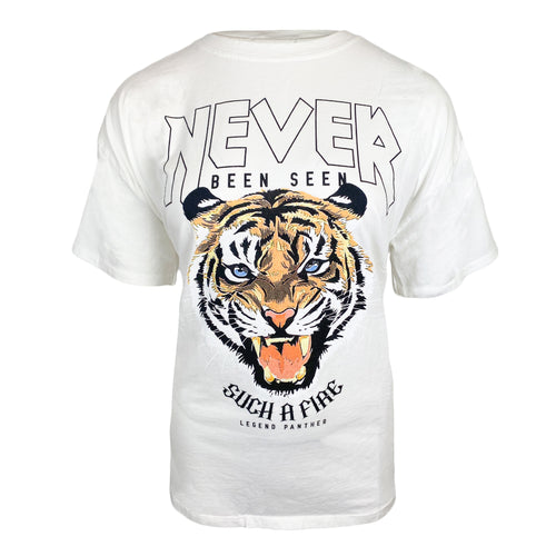 Never Been Seen Tiger T-Shirt
