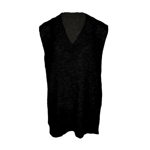 Knitted V-Neck Spencer