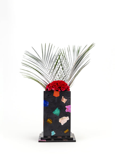 Pillar Vase - Deep Field
