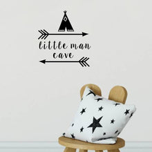 Load image into Gallery viewer, Little Man Cave Wall Sticker