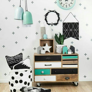 Cross For Kids Room Boy/Girl Wall Sticker
