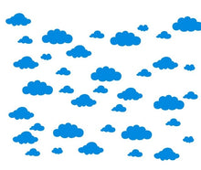 Load image into Gallery viewer, Clouds Wall Stickers 48pcs