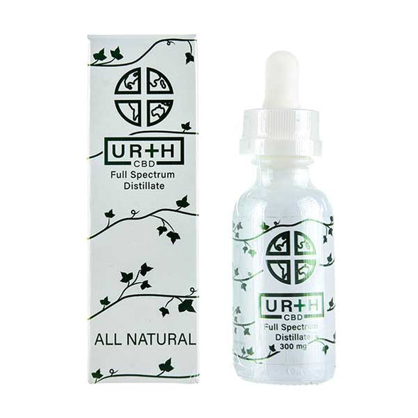 All Natural CBD Tincture by Urth