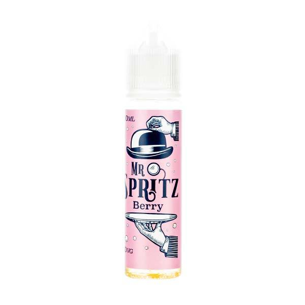 Berry Shortfill E-Liquid by Mr Spritz